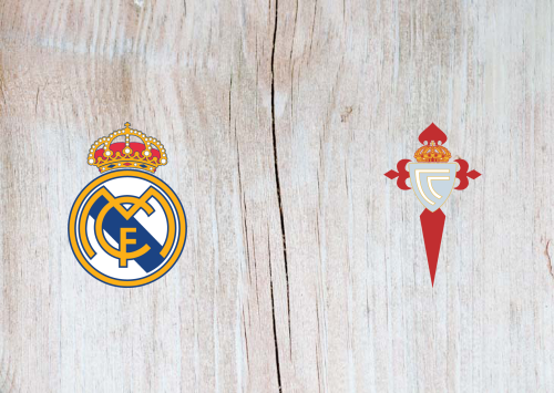 Real Madrid vs Celta Vigo -Highlights 16 February 2020