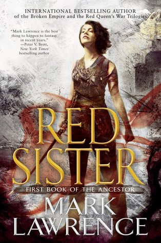 Red Sister Mark Lawrence