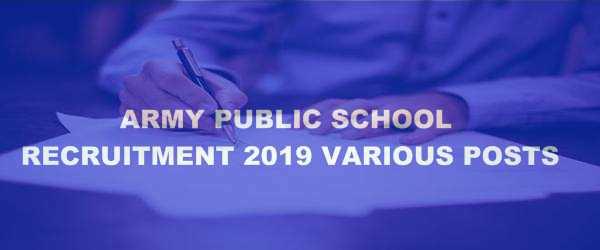 J&K Army Public School Miran Sahib
