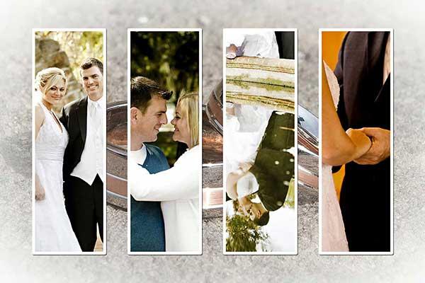 Kolase Foto Wedding di Photoshop