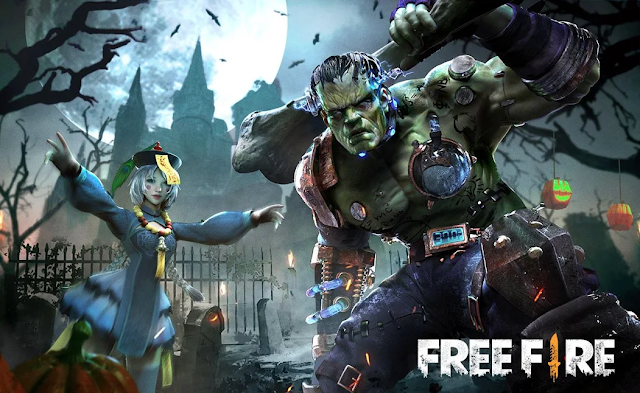 Update APK OBB Free Fire version 1.41.0 Tencent Gaming Buddy 4