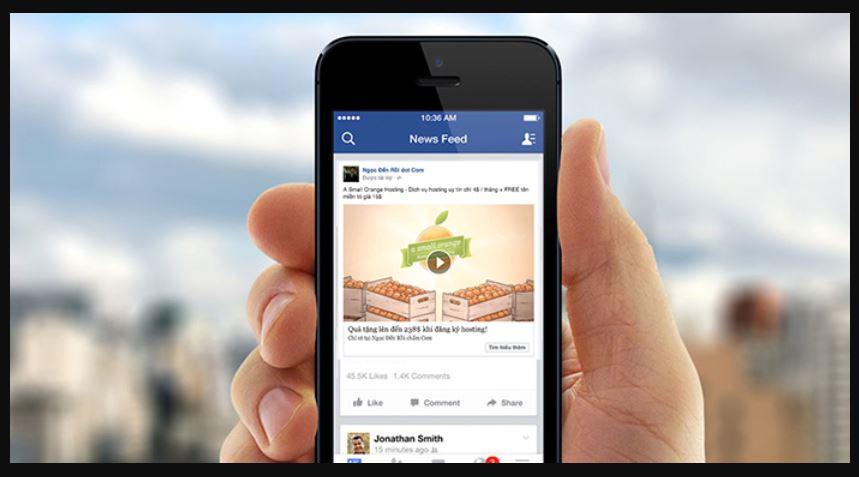 quảng cáo video trên facebook