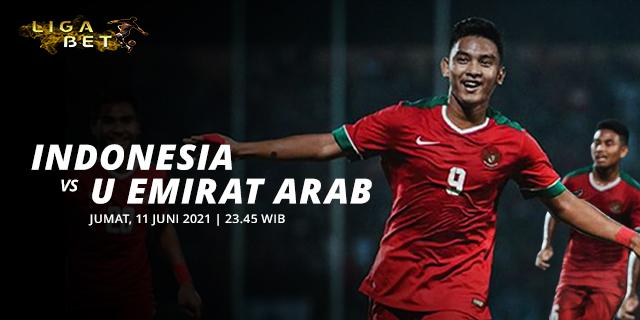 PARLAY INDONESIA VS UNI EMIRAT ARAB