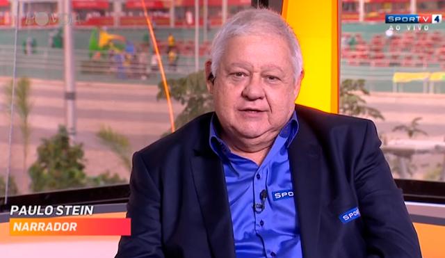 Morre o jornalista e narrador esportivo Paulo Stein