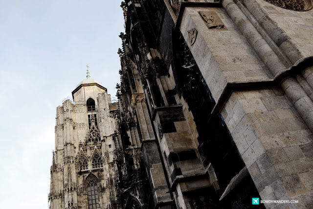bowdywanders.com Singapore Travel Blog Philippines Photo :: Austria :: St. Stephen's Cathedral: Be A Witness To This Heavenly Landmark in Vienna