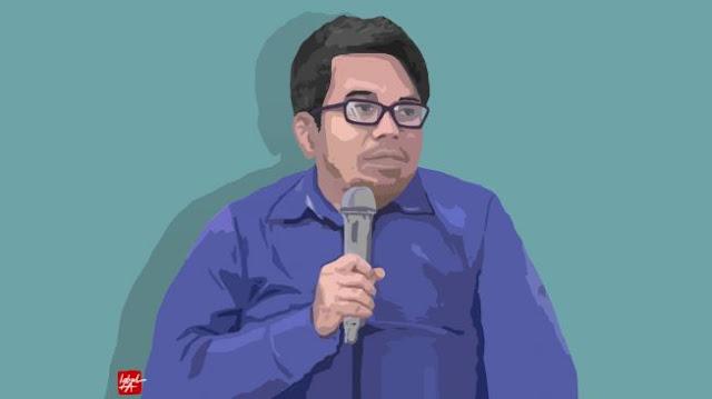Teddy Gusnaidi Tantang Gatot Nurmantyo Nyatakan Gus Dur Adalah PKI