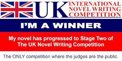 The X Factor for novels & I'm a finalist!