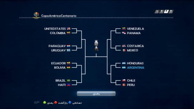 PES 2013 Copa América 2016 Update for Pesedit 10.0