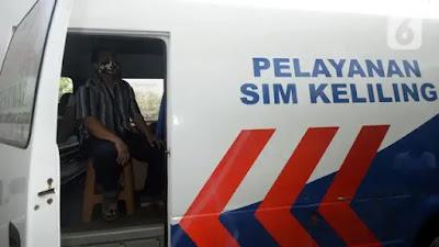 Lokasi SIM Keliling di Jakarta, Depok, Tangsel, dan Bekasi. Biaya dan syaratnya.