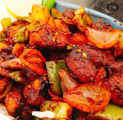 chilli fish recipe bengali style