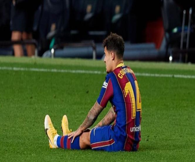 Philipe Coutinho to undergo kneel operation