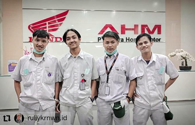 Lowongan Kerja SMA/SMK PT Astra Honda Motor