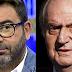 """Jorge Javier Vázquez llama """"pichaloca"""" en directo al rey emérito Juan Carlos I"""