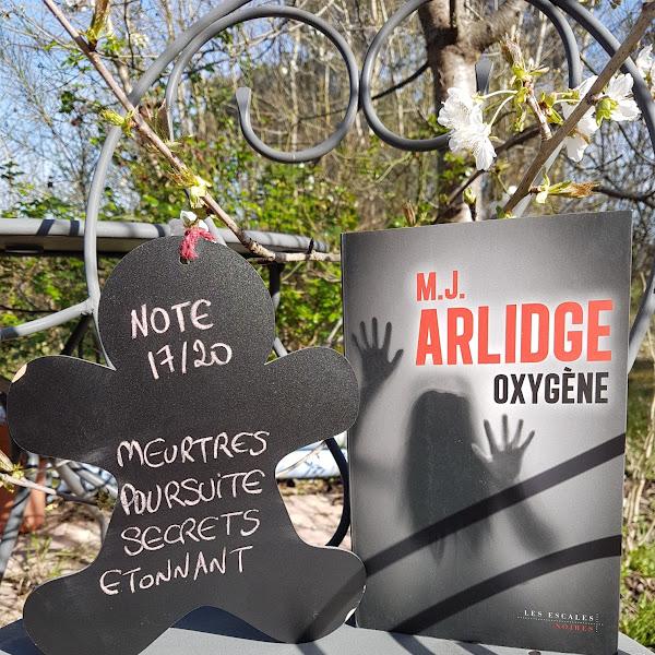 Oxygène de M. J. Arlidge