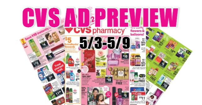 CVS Ad Scan 5-3 to 5-9