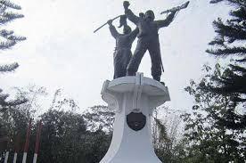 Monumen Pertempuran Kawung Hilir,