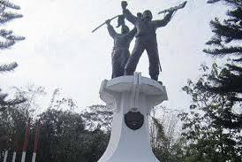 Mengenang Pertempuran Kawung Hilir, Majalengka