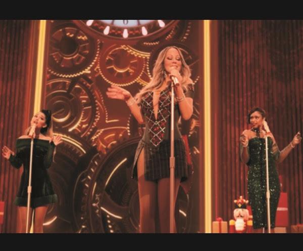 Mariah Carey's Music: Oh Santa! (Video Song) - Featuring Ariana Grande and Jennifer Hudson