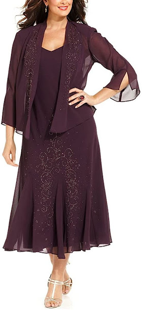 Elegant Mother of The Bride Dresses With Jackets