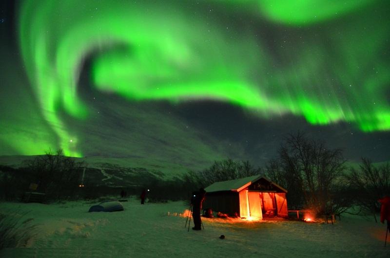 Northern Lights Abisko Forecast