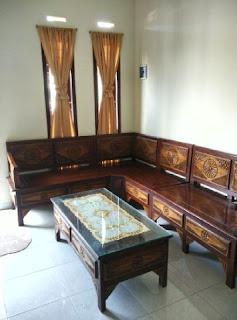 Villa di Batu Malang | Villa Batu Anggur