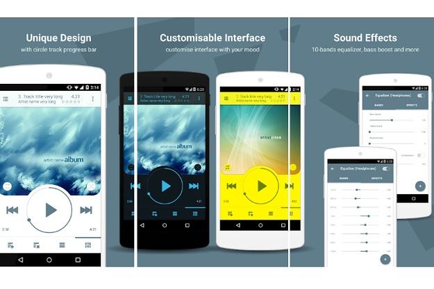NRG - Το διάσημο καλαίσθητο πρόγραμμα αναπαραγωγής μουσικής για Android