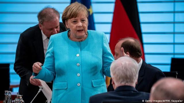Governo alemão anuncia pacote de estímulo de 130 bilhões de euros