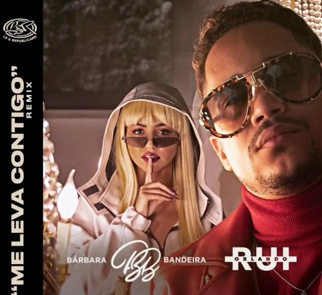 Rui Orlando ft. Bárbara Bandeira - Me Leva Contigo (Remix) Download Mp3