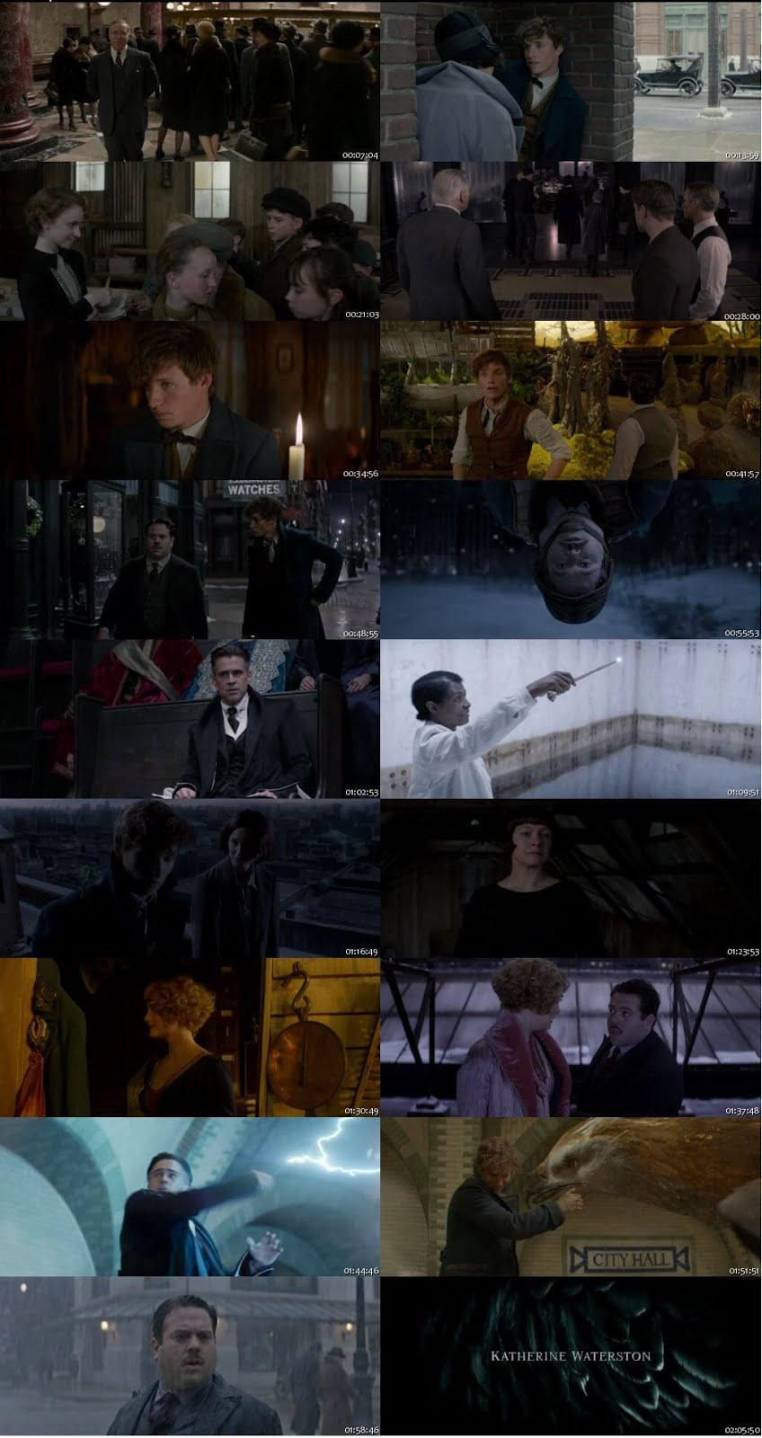 fantastic beasts and where to find them full movie dual audio 1080p