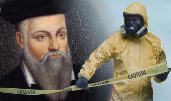 Coronavirus: Ο Νοστράδαμος πρόβλεψε τον θανατηφόρο ιό της Κίνας; Η προφητεία της «μεγάλης πανούκλας»