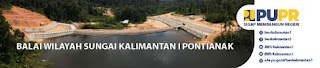 Lowongan Kerja Balai Wilayah Sungai Kalimantan I Pontianak