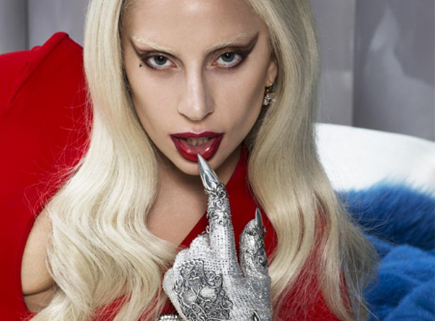 Lady Gaga's Extravagant Costumes for American Horror Story: Hotel