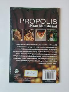 Propolis Madu Multikhasiat