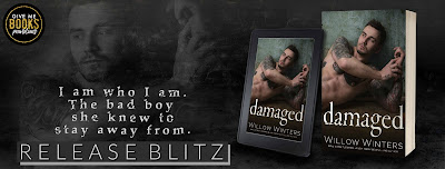 Release Blitz/New Review: Damaged by Willow Winters