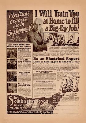 L. L. Cooke School of Electricity