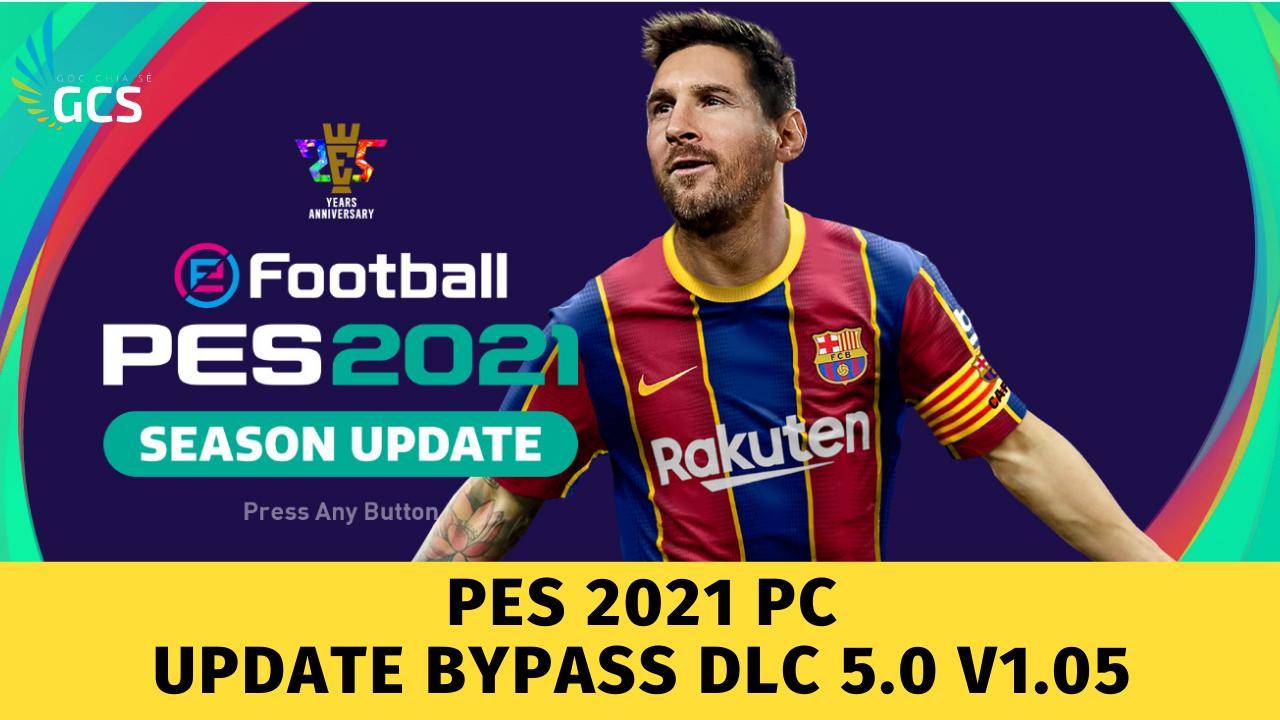 BYPASS DATA PACK 5.0 V1.05 Pes21