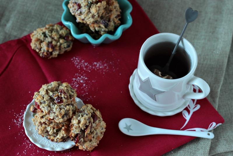 adventskalendert rchen 1 fr hst cks kekse mit cranberrys. Black Bedroom Furniture Sets. Home Design Ideas