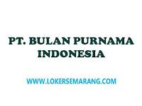 Loker Semarang Desk Collection di PT Bulan Purnama Indonesia