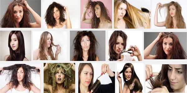 Cara Mudah Mengatasi Rambut Kering dan Mengembang