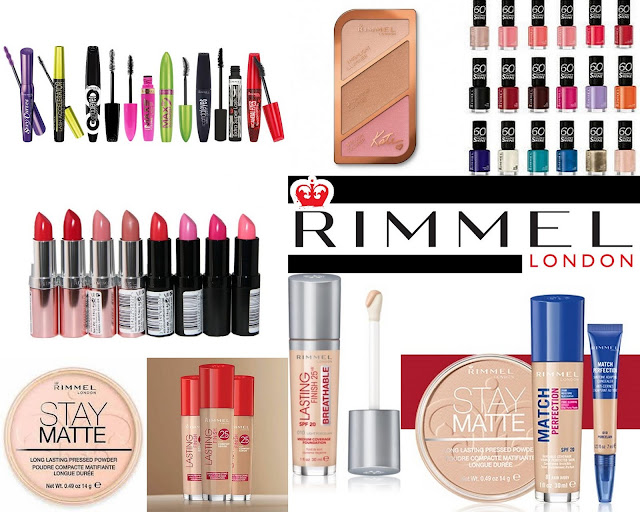 rimmel about brand