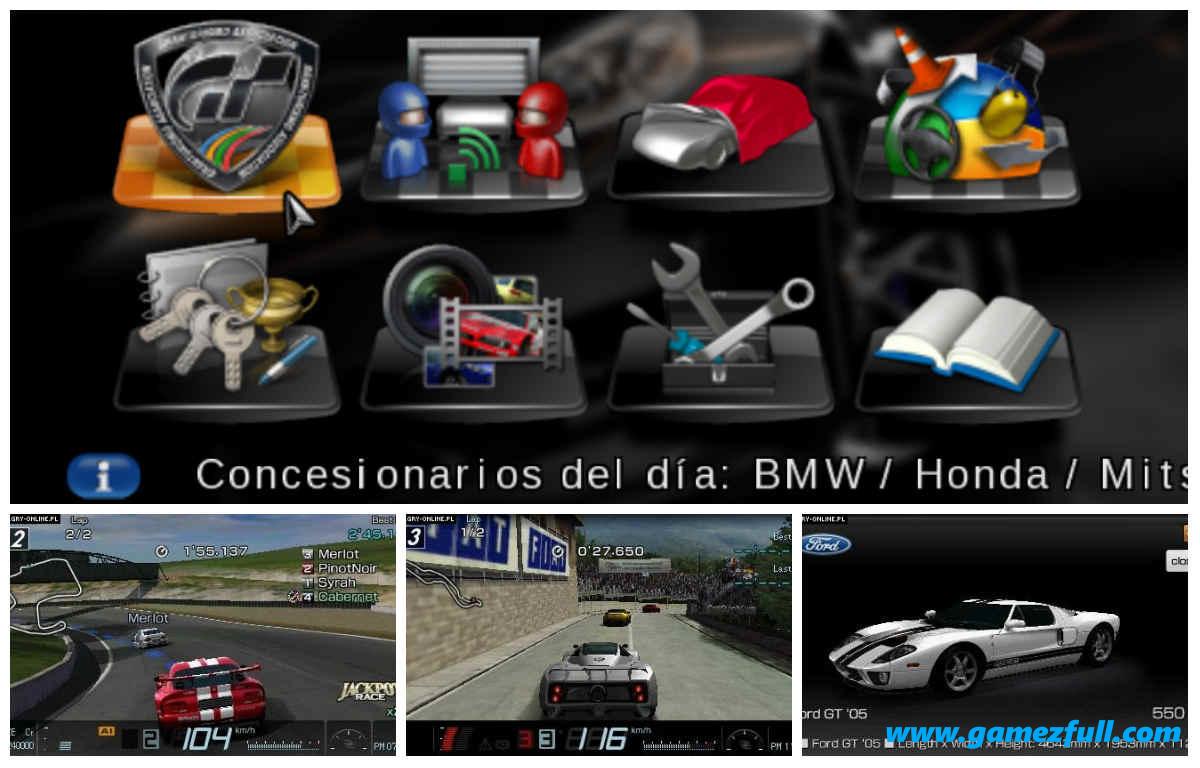 Gran Turismo PSP Español