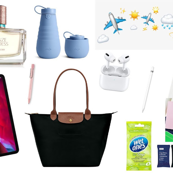 WHAT'S IN MY TRAVEL BAG // SHORT HAUL