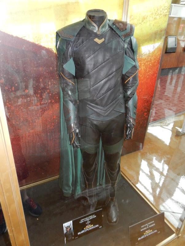 Thor Ragnarok Loki costume