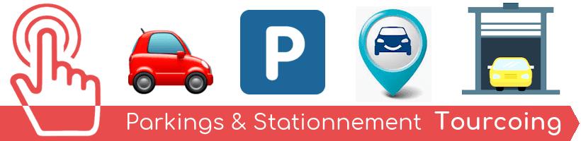 Parkings et Stationnement Tourcoing