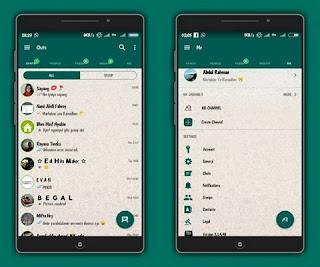 download bbm mod ar whatsapp terbaru