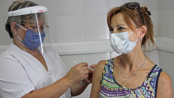 Covid-19: La provincia lanza el registro de vacunación