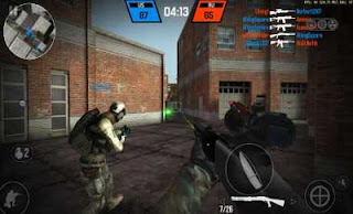 Bullet Force Apk Terbaru v1.02 Mod Hack (Unlimited Money)