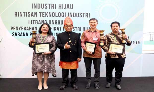 Nestlé Indonesia Raih Penghargaan Industri Hijau Level 5 Tahun 2019