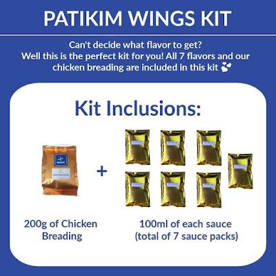 Food Aid Kits Patikim Pack