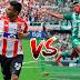 Junior vs Atlético Nacional | hora, tv y transmisión EN VIVO POR INTERNET
